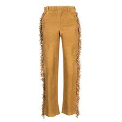 Vintage Frontierland Cast Member Pants.