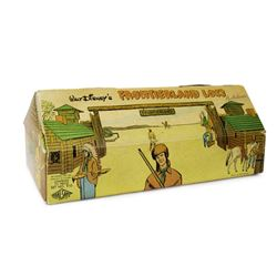 Frontierland Logs Toy Set in Box.