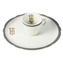 Aunt Jemima's Kitchen Cup & Plate.