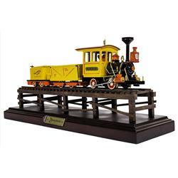 Nature's Wonderland Mine Train Replica.