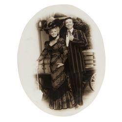 Betty Taylor & Fulton Burley Photo.