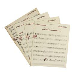 Dear Old Donnegal Original Sheet Music.