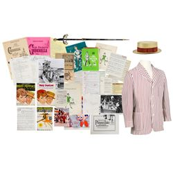 Fulton Burley Promotional Tour Archive 1968-1973.