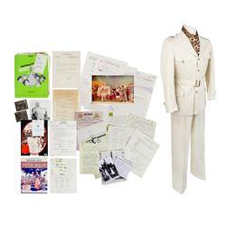 Fulton Burley Promotional Tour Archive 1975-1978.