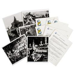 Splash Mountain Press Packet.