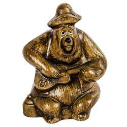 """Big Al """"Country Bear Jamboree"""" Coin Bank."""