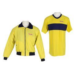 Fantasmic! Cast Member Jacket and Shirt.