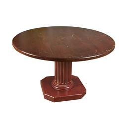 "Original ""Club 33"" Table."