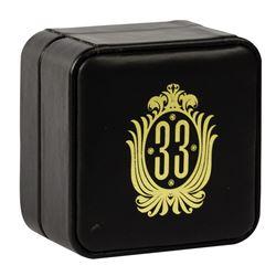 Club 33 Logo Watch.