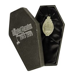 Haunted Mansion Limited Edition Coffin Pin.