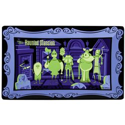 Haunted Mansion 40th Anniversary Plate.