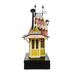 Fantasyland Ticket Booth Replica Limited Edition.