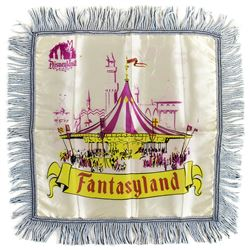 Fantasyland Pillow Case.