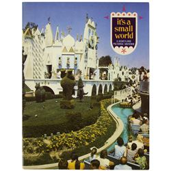It's a Small World - A Disneyland Pictorial Souvenir.