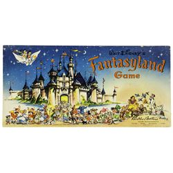 Walt Disney's Fantasyland Game.