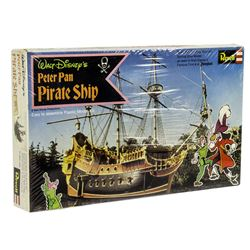Peter Pan Ship Model Kit.