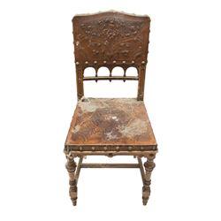 Tower of Terror Chair Prop.