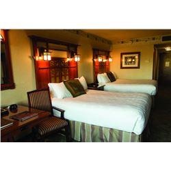 Grand Californian Hotel Room Furniture Set.