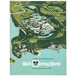 A Complete Edition About Walt Disney World.