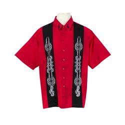 Mulch, Sweat, and Shears Morris Costume Shirt.