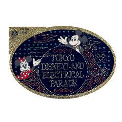 Tokyo Disneyland Electrical Parade Opening Year Sticker.