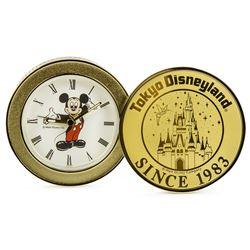 Tokyo Disneyland Travel Clock.