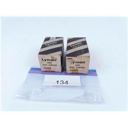 2 Full Boxes Lyman 44 Gas Checks