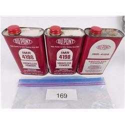 IMR 4198 Powder