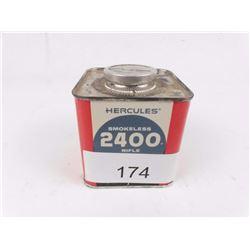 Hercules 2400 Powder