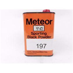 Meteor Fg Black Powder