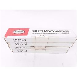 Lee Bullet Mould Handles