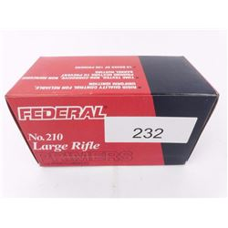 Federal No. 210 Primers