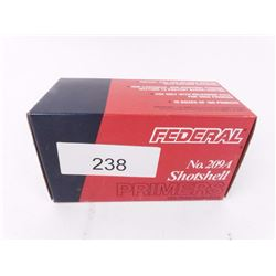 Federal Shotshell Primers