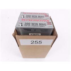 Winchester 300 Win. Mag. Ammo
