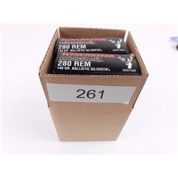 Winchester 280 Rem. Ammo