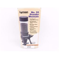 Lyman #55 Powder Measure