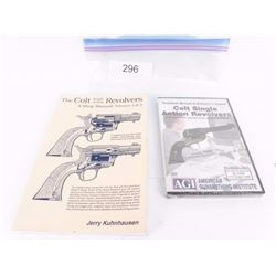 Colt Single Action Revolver Manual