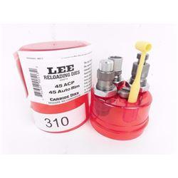 Lee 45 ACP Carbide Dies