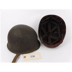 WWII Era Helmet