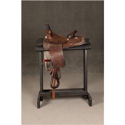 Blue Ridge Mounted Saddle