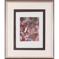 Nini Simon-Laylock, limited edition print