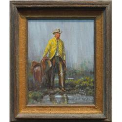 John Jones, oil on canvas