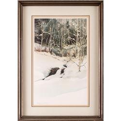 Nancy Taylor Stonington, print