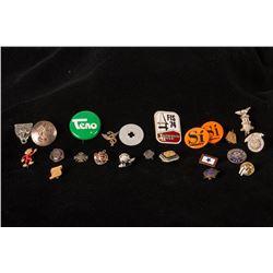 24 Miscellaneous Pins and Tacks