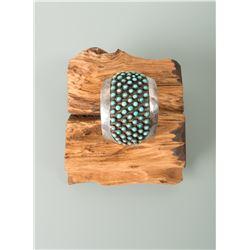 Zuni cuff Turquoise Bracelet