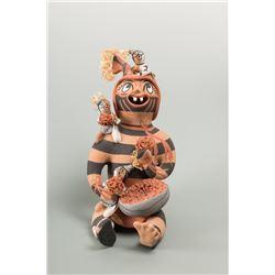 Male Koshari Storyteller Doll