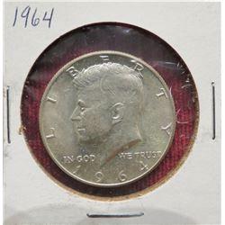 Two Kennedy Half Dollars
