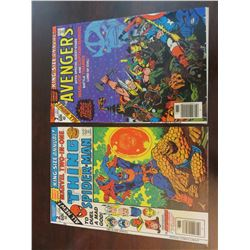 Avengers Annual #7 + Marvel 2-in-1 Annual #2