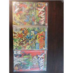 Uncanny X-Men Annuals #4, 5, 6
