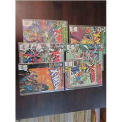Uncanny X-Men #151, 152, 153, 154, 156, 159